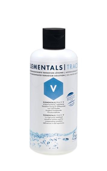 Fauna Marin - ELEMENTALS TRACE V 250ml Hochkonzentrierte Vanadium-Lösung für Meerwasseraquarien