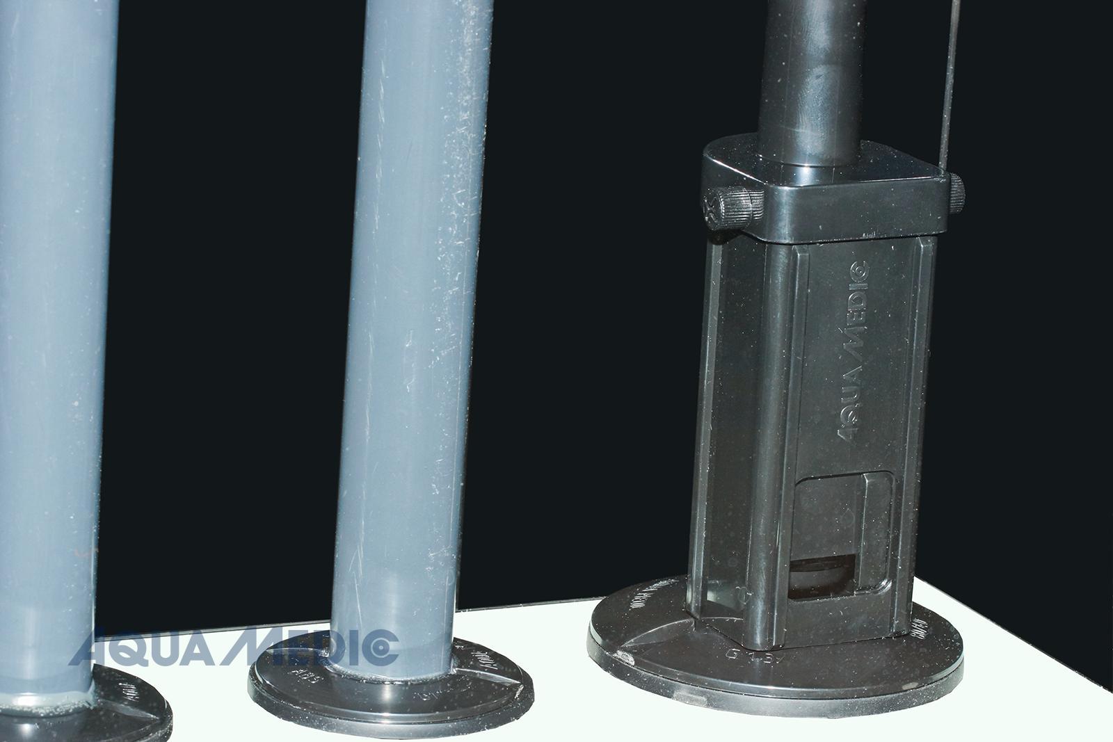 Armatus 400 white 315 Liter - Rahmenloses Meerwasser-Komplettaquarium mit Unterschrankfiltersystem