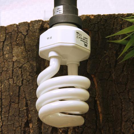 JBL ReptilDesert UV Light 15 W - Energiesparlampe für Wüstenterrarien