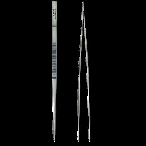JBL ProScape Tool P 30 straight 30 cm - Gerade Pinzette zum Dekorieren und Pflanzeneinsatz