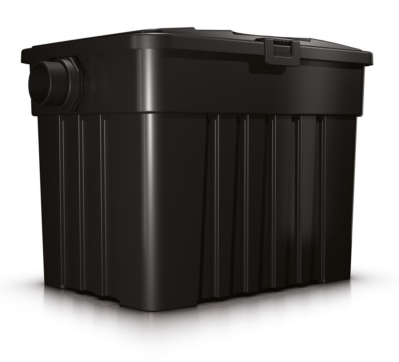 Durchlauffilter THOR T5 - bis 5.000 Liter