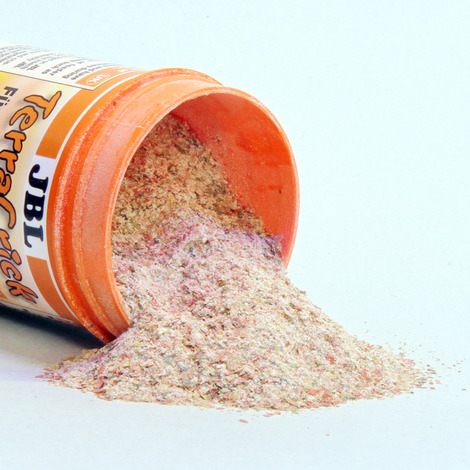 JBL TerraCrick 60 g - Alleinfutter für Futterinsekten