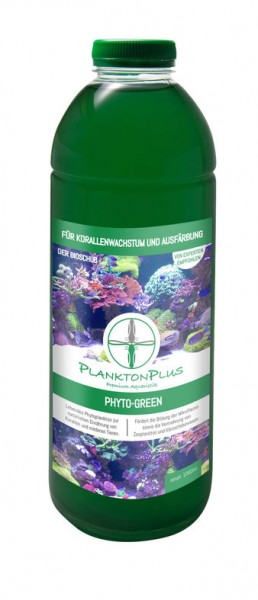 PlanktonPlus Phyto-​​Green 1000 ml