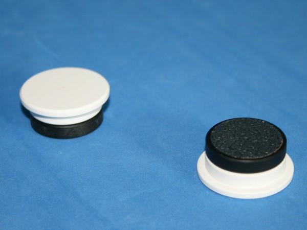 Magnete für bis 15mm Glasdicke