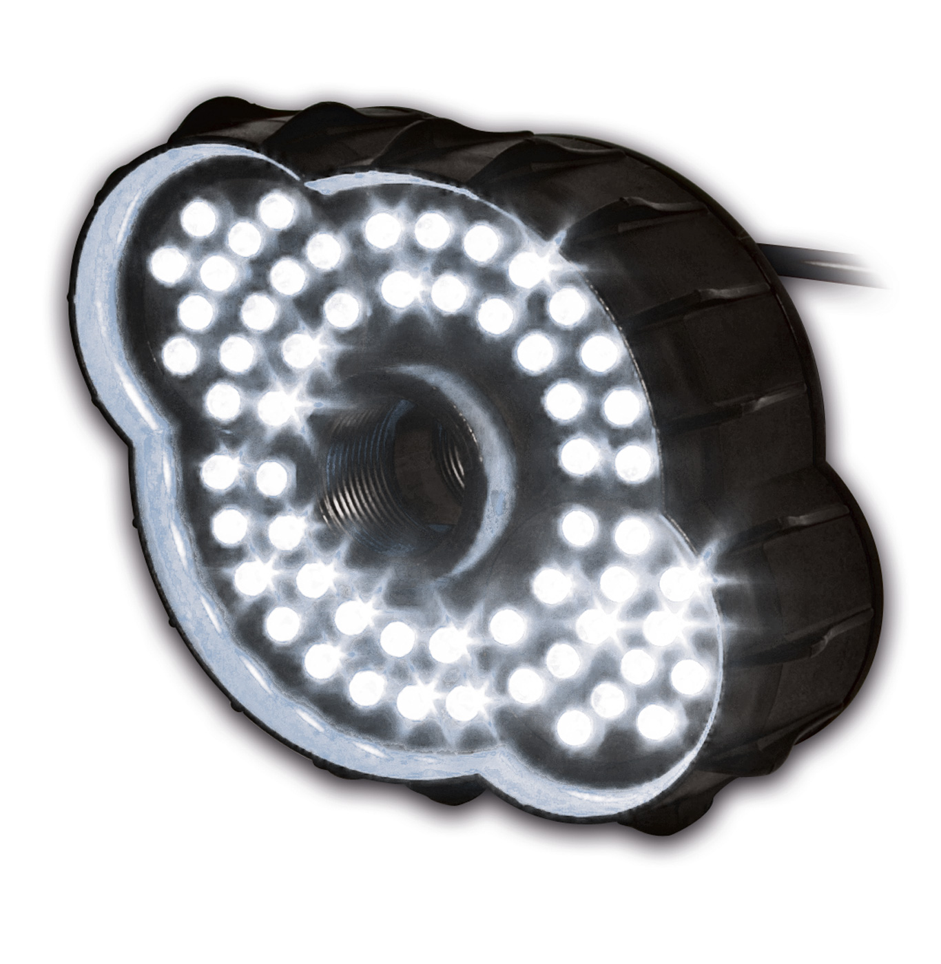 Fontänenbeleuchtung LEDPond P-58 (58LEDs/12V), weiß