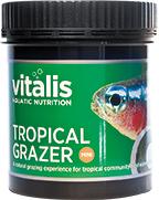 Tropical Grazer inkl. 2 Saugnapf - 290g (ca.82 Stk)