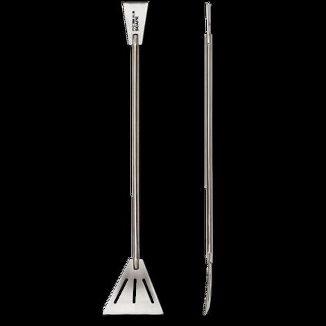 JBL ProScape Tool SP 30 straight 30 cm - Doppel-Spatel für die Aquariumgestaltung
