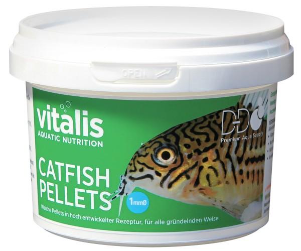 vitalis Catfish Pellets Ø1mm - 140g