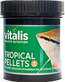 Tropical Pellets Ø 1,5 mm - 60g