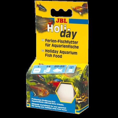 JBL Holiday Ferien-Alleinfutter für alle Aquarienfische 43 g