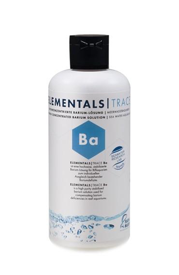 Fauna Marin - ELEMENTALS TRACE Ba 250ml Hochkonzentrierte Barium-Lösung für Meerwasseraquarien
