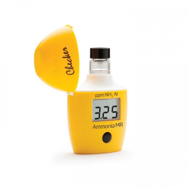 HI715 Checker HC ® - Gesamtammonium, mittel für Süßwasser