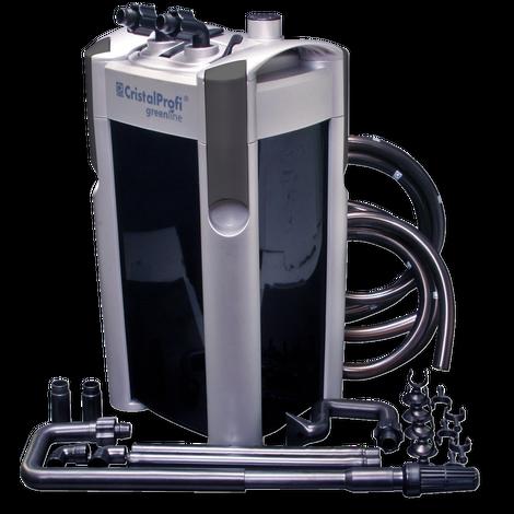JBL CristalProfi e1501 greenline - Außenfilter für Aquarien von 200 - 700 Litern