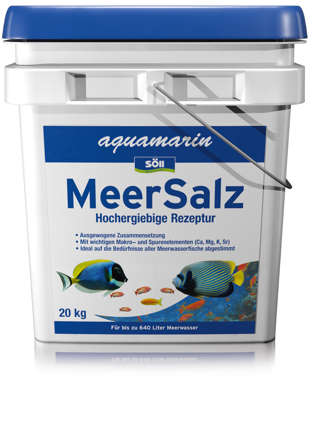 aquamarin MeerSalz 20 kg