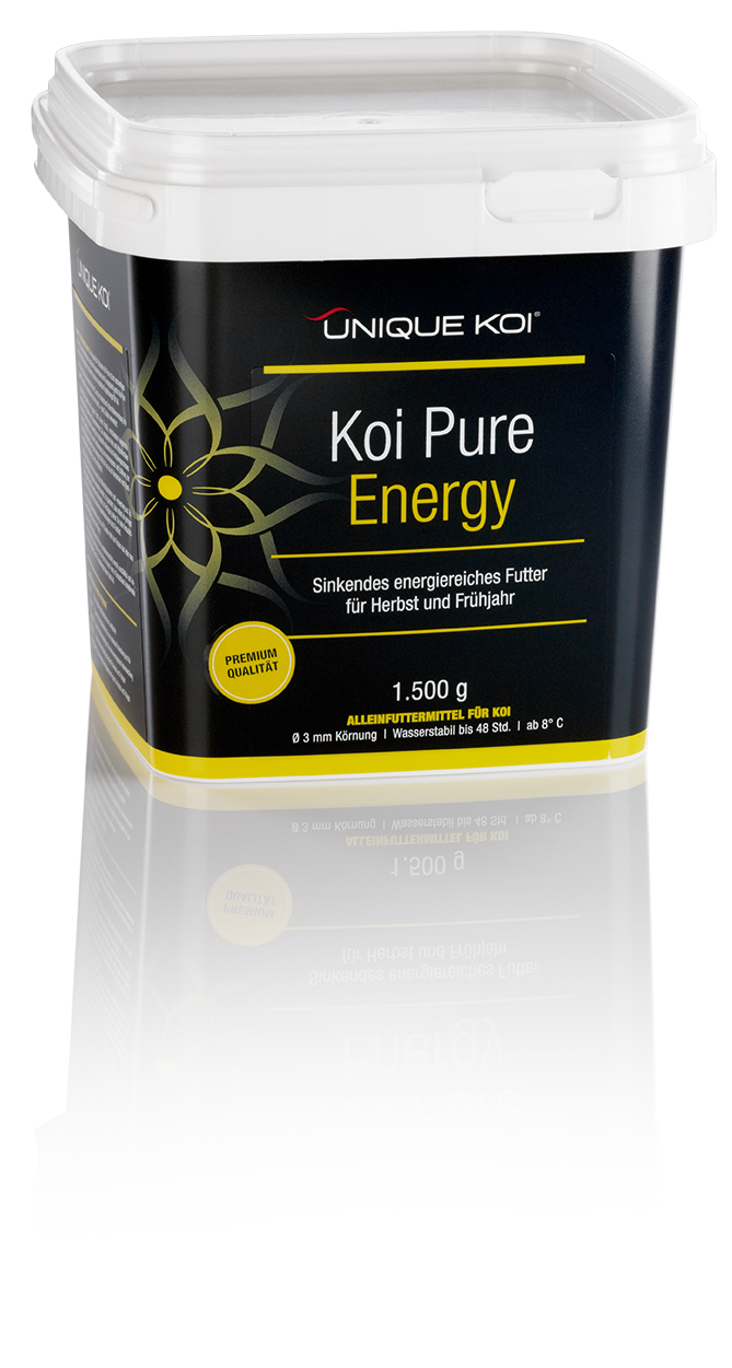Koi Pure Energy Ø 3 mm - 1,5 Kg