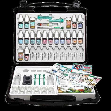 JBL Testlab Koi - Professioneller Testkoffer für Koi- und Gartenteich
