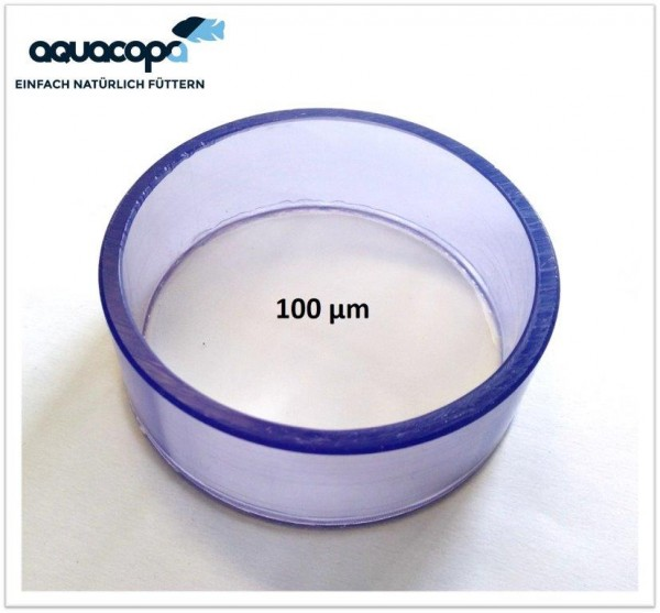 100 µm Planktonsieb