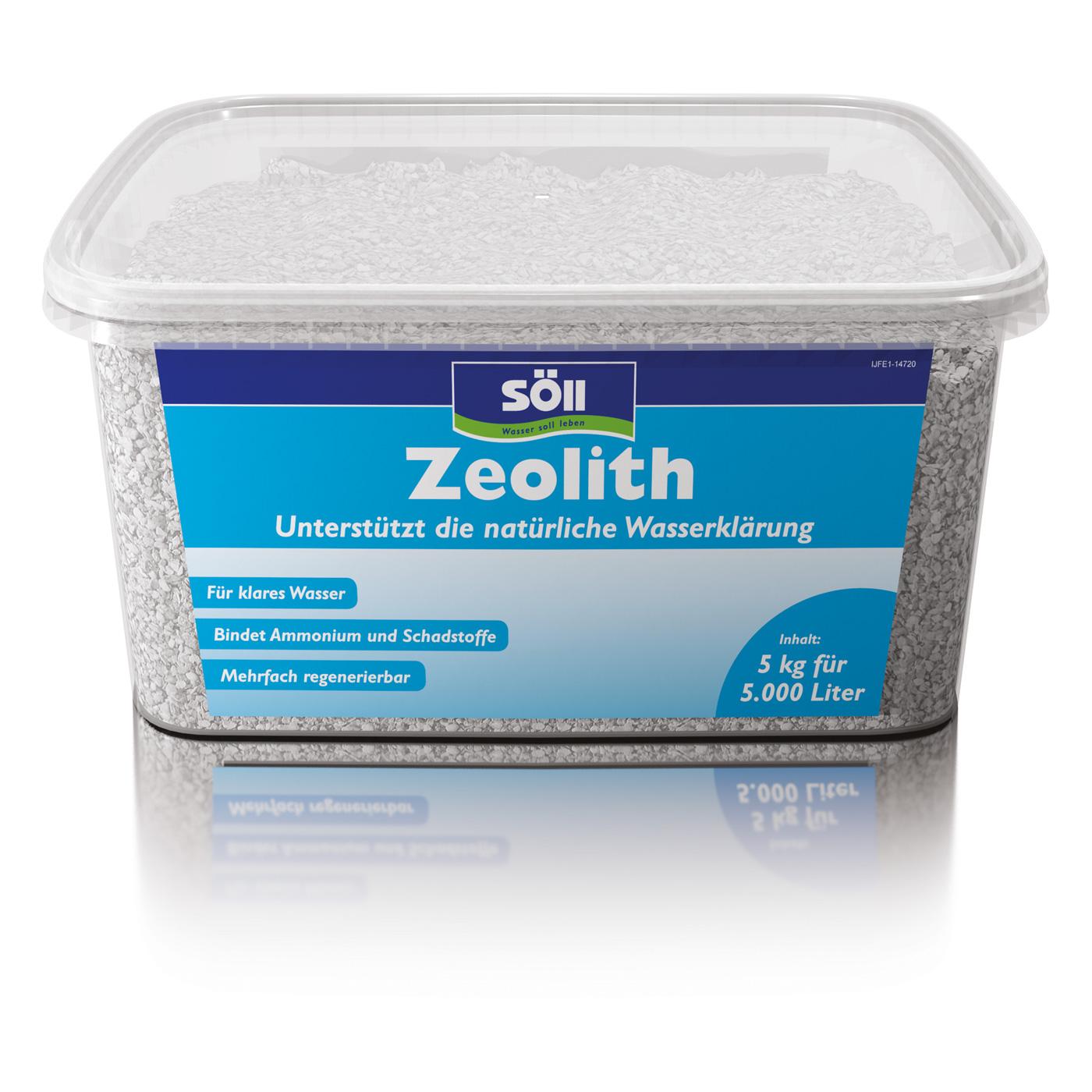 Zeolith 5 kg