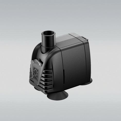 JBL ProFlow t500 - Tauchpumpe mit 200-500 l/h zur Umwälzung von Wasser in Aquarien und Aquaterrarien