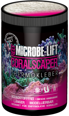 Microbe-Lift Coralscaper - Thermo-Kleber (1000 ml / 700g)