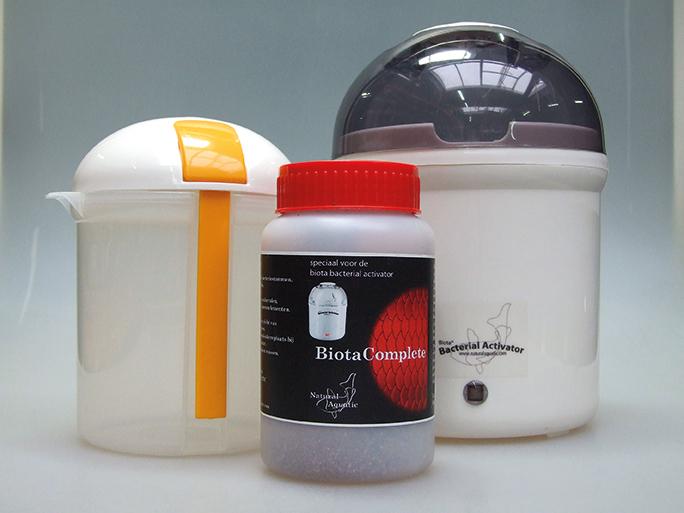 Biota Bakterien Aktivator - für 200.000 Liter Teichvolumen