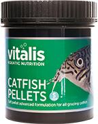 Catfish Pellets Ø 1,5 mm - 120g