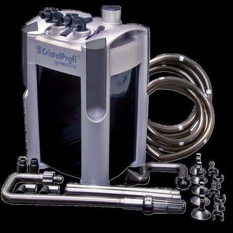 JBL CristalProfi e701 greenline - Außenfilter für Aquarien von 60 - 200 Litern