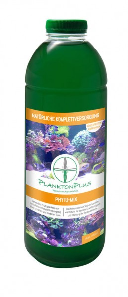 PlanktonPlus Phyto-Mix 5000 ml Kanister