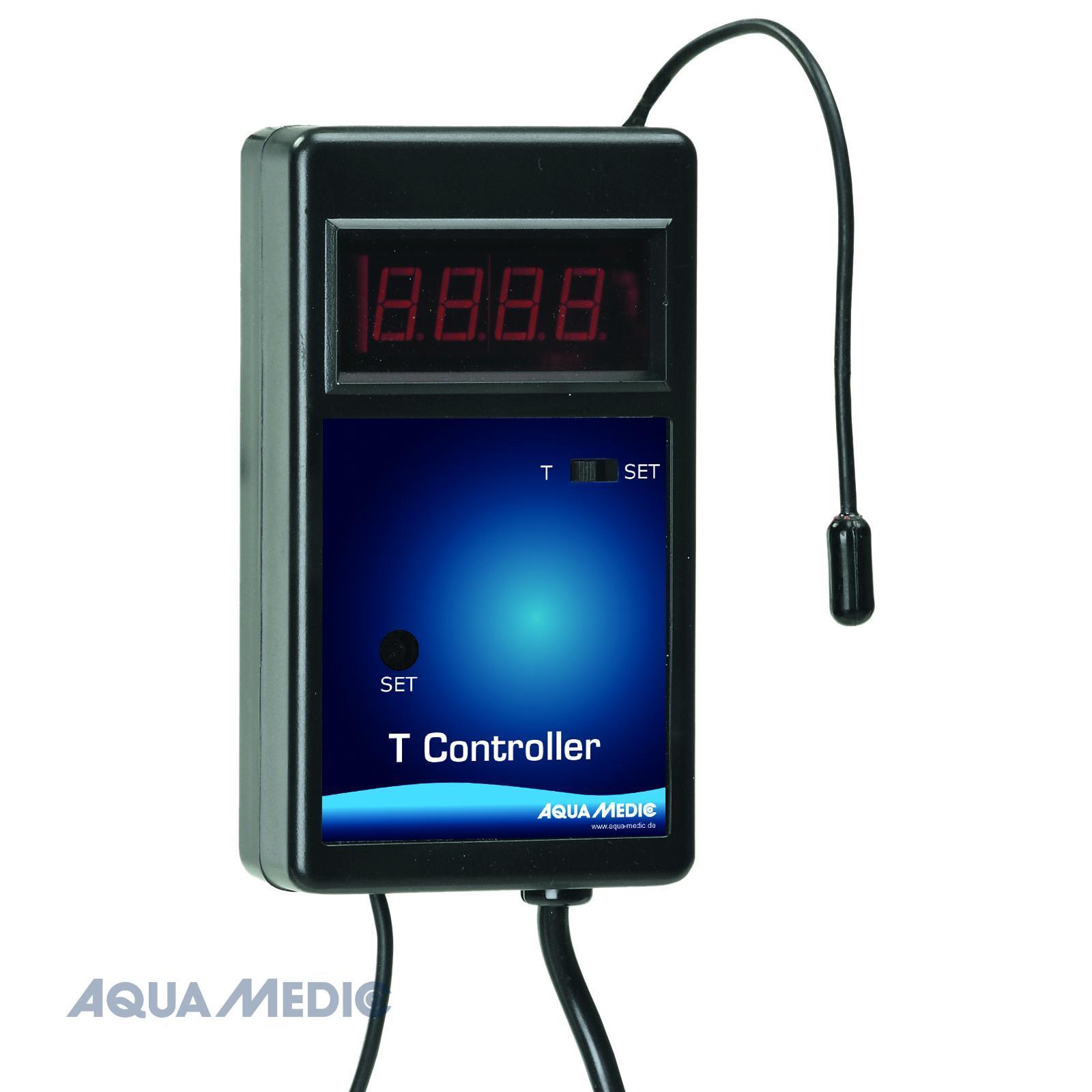 T controller CC mit Elektrode - Temperatur Mess- und Regelgerät
