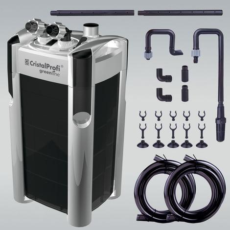 JBL CristalProfi e1502 greenline - Außenfilter für Aquarien von 200 - 700 Litern