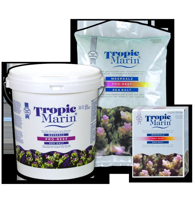 Tropic Marin PRO-REEF Meersalz 25 kg für 750 l - Eimer