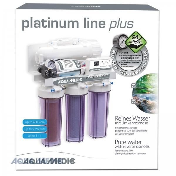 Umkehrosmoseanlage platinum line plus (24V)