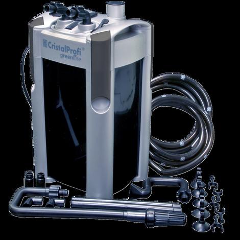 JBL CristalProfi e901 greenline - Außenfilter für Aquarien von 90 - 300 Litern
