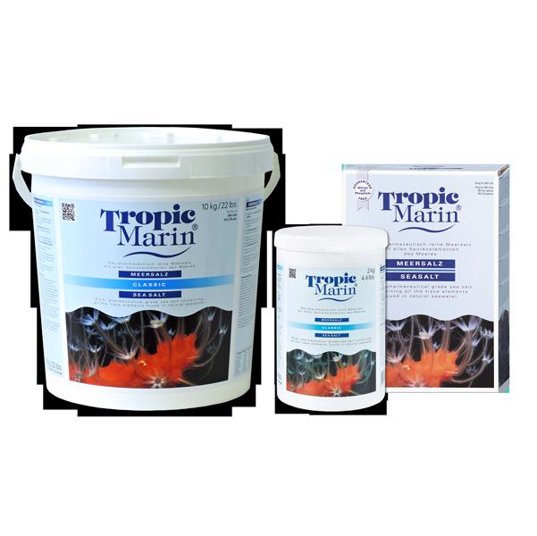 Tropic Marin Meersalz CLASSIC 4 kg für 120 l - Karton