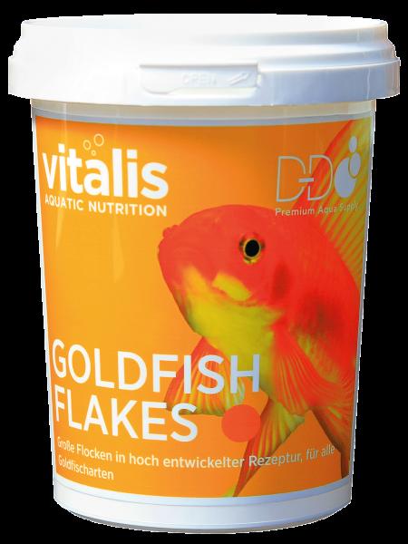 vitalis Goldfih Flakes - 40g