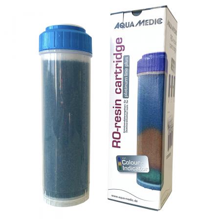 RO-resin cartridge - Entmineralisierungsharz-Patrone für Umkehrosmoseanlage platinum line plus
