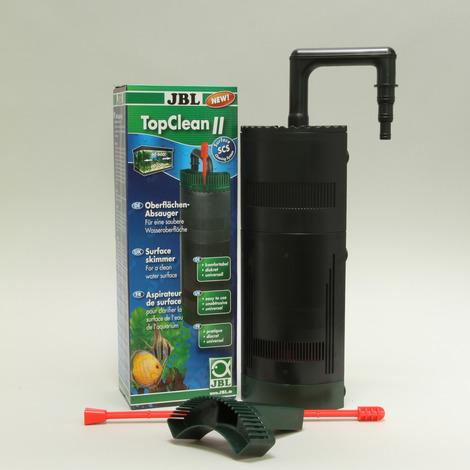JBL TopClean II - Oberflächenabsauger für Süß- und Meerwasser-Aquarien