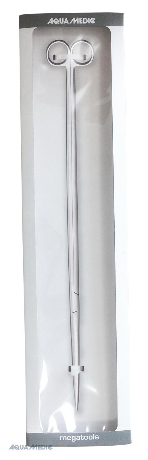 Gerade Edelstahlschere - Länge ca. 60 cm