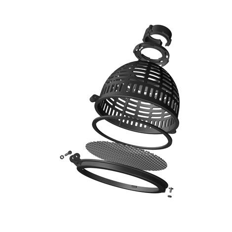 JBL TempProtect II light M 100 mm - Reptilien- Verbrennungsschutz für JBL TempSets