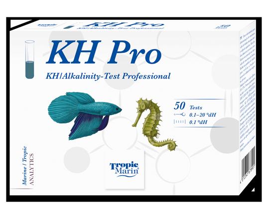 Tropic Marin KH/Alkalinity Test PROFESSIONAL Test