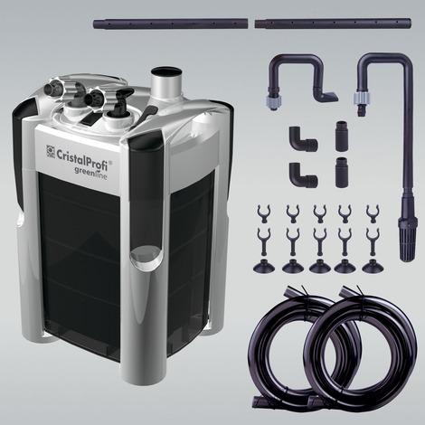 JBL CristalProfi e702 greenline - Außenfilter für Aquarien von 60 - 200 Litern