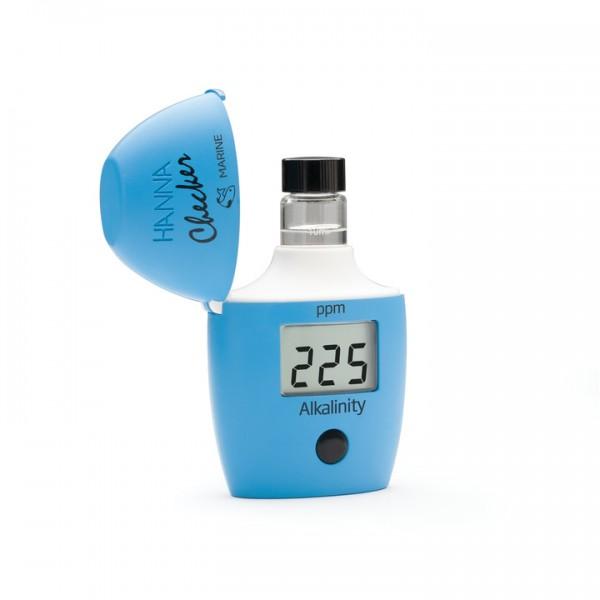 HI755 Checker HC ® - Alkalität Meerwasser, Anzeige in ppm