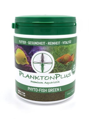 PlanktonPlus Phyto-Fish Green L 250 ml